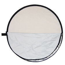 5-In-1 Photo Light 80cm Reflector Multi Colour Collapsible Photography Portaits