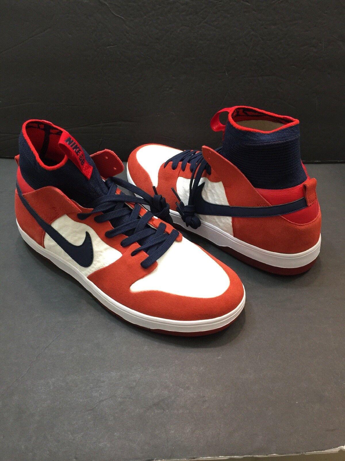 Nike biancastro sb zoom canestro alto elite - biancastro Nike air jordan sz 11 ea6591