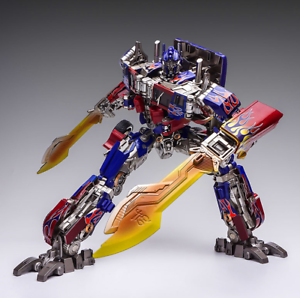 New Transformers WJ Oversized SS05 Optimus Prime MISB BOY GIFT In stock