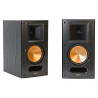 Klipsch RB-61 II Reference Series Bookshelf Loudspeakers - Pair (Black)