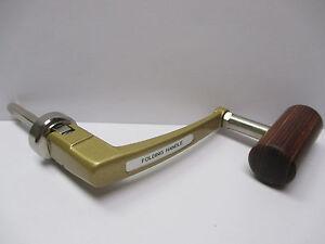 02 Handle Screw ABU GARCIA REEL PART  34282 Cardinal Gold Max Lite 2 2T 3 3T