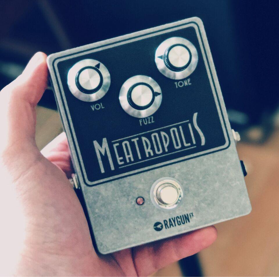 Guitarpedal, Andet mærke Raygun FX Meatropolis