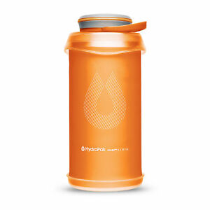 Hydrapak-Stash-FLEXIBLE-bouteille-Mojave-Orange-1L-32oz