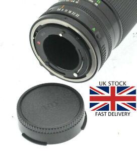 NEU-Canon-FD-fit-Hinten-Linse-Staub-Kappe-Deckel-fuer-Canon-SLR-Kamera-FD-amp-FL-Objektive