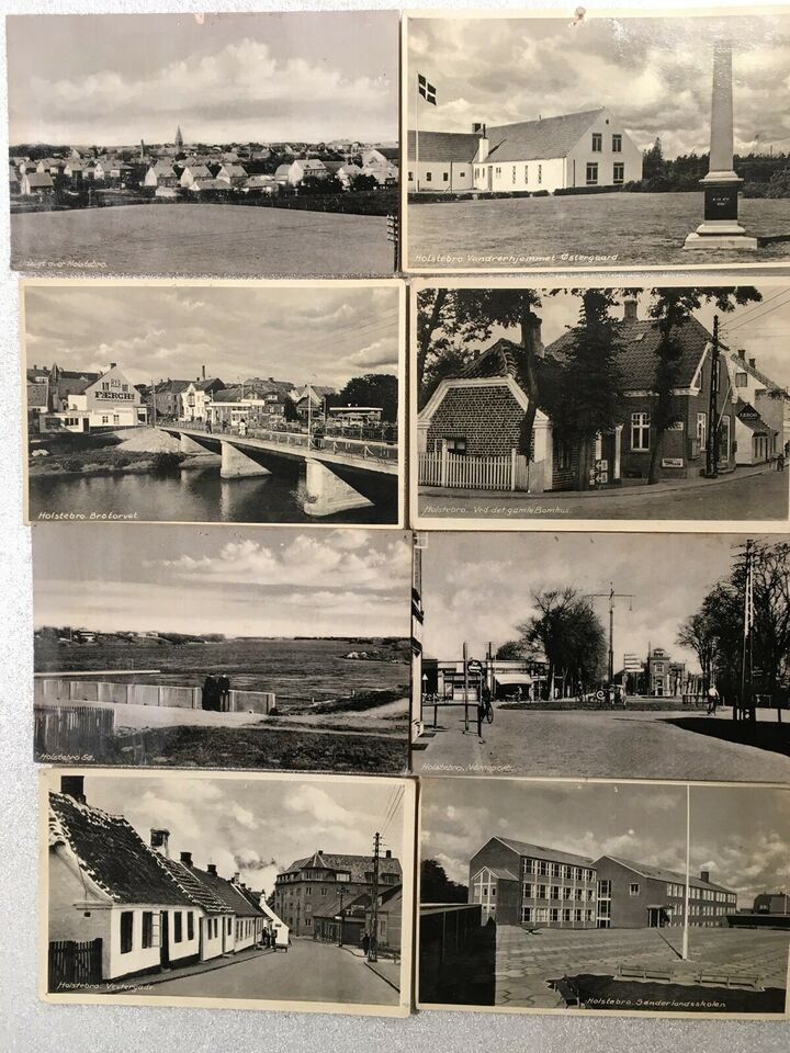 Postkort, Holstebro