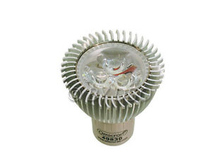 Omicron-Spotlight-Ampoule-LED-3-x-1-25-w-Dimmable-GU10-6400k-CLAIR-NEUF