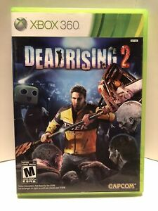 Dead Rising 2 FREE SHIPPING (Microsoft Xbox 360, 2010)