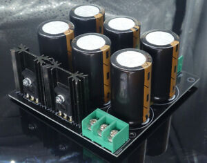 10000UF-6-120A-DC-Power-Rectifier-amp-Regulated-Board-DC-Power-Supply-For-Amplifier