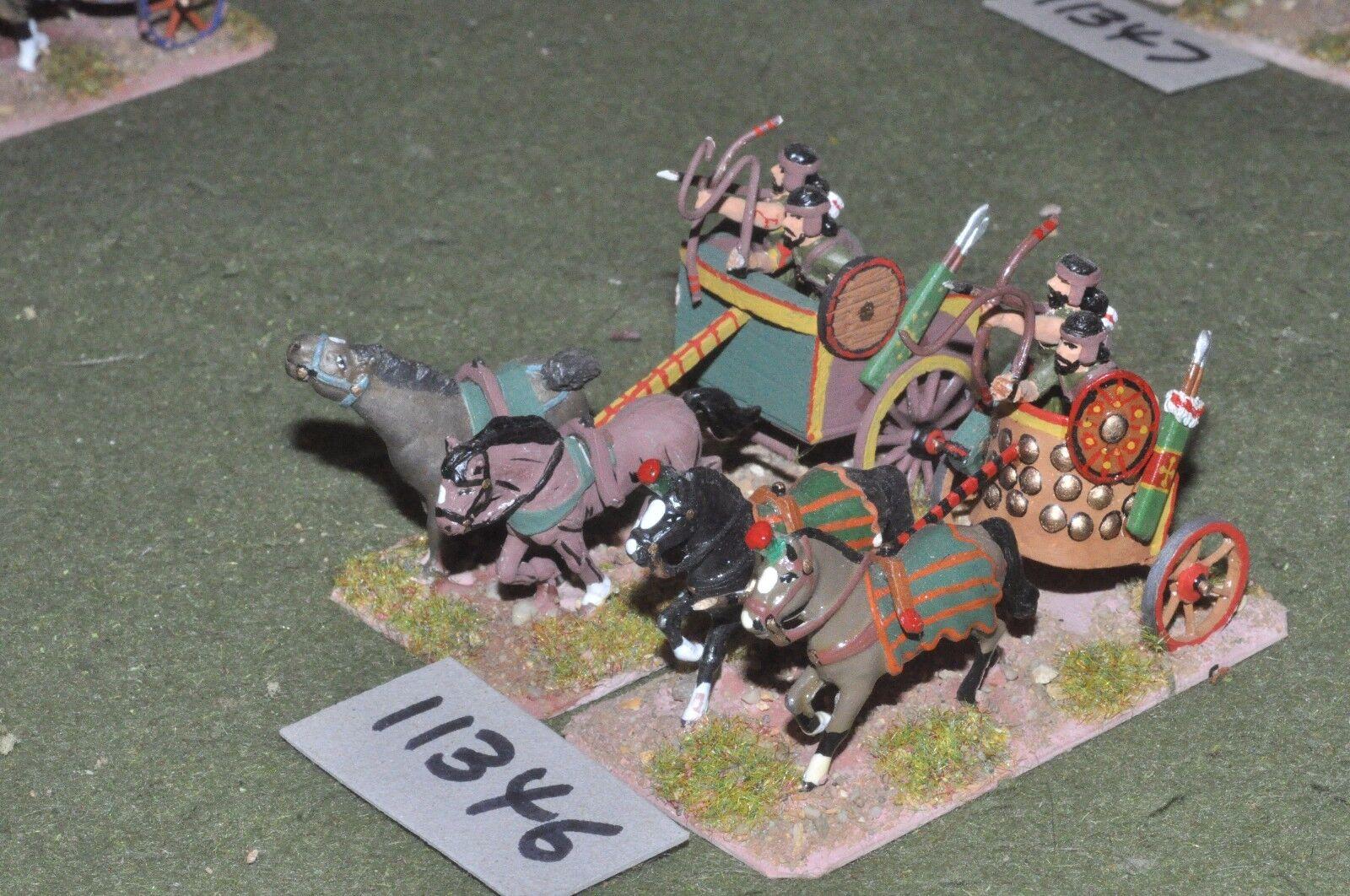 25mm biblical   syrian - chariots 2 chariots - chariot (11346)