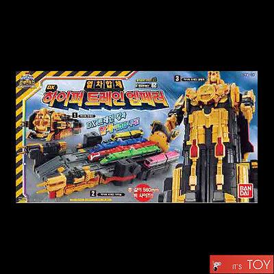 Bandai Power Rangers Ressha Sentai ToQger Tokyuger DX ToQ-Oh Tokyu-O Train King