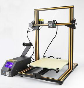 Creality-CR-10-FDM-3D-Printer-LCD-DIY-Kit-Nozzle-FDM-Desktop-Upgraded-Quality