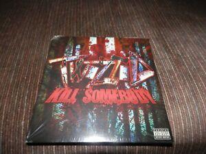 Twiztid-Kill-Somebody-CD-Single-New-Sealed-House-of-Krazees-HOK-MNE-Majik-Ninja