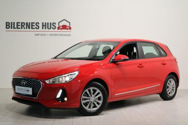 Hyundai i30 1,0 T-GDi Life+ billede 0