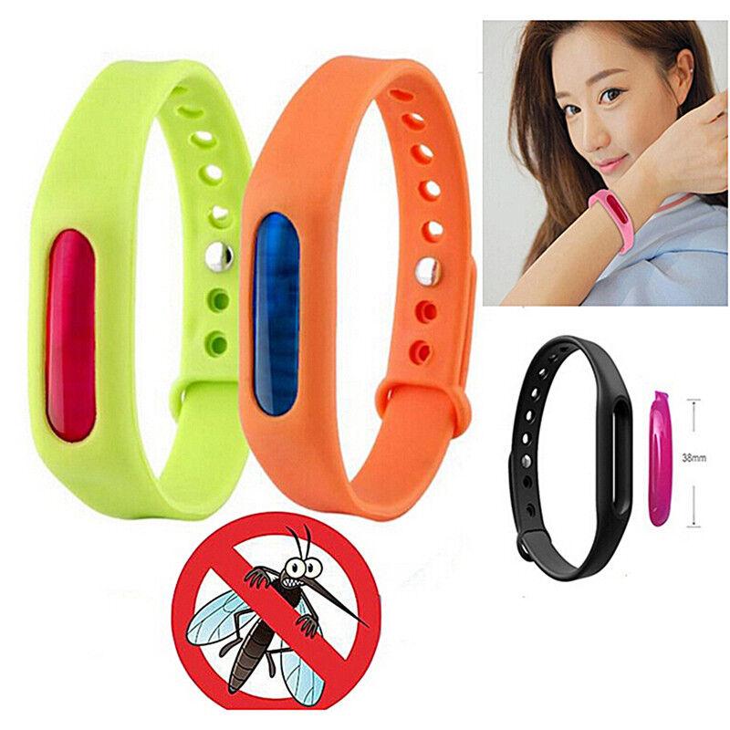 Anti moustique ravageur ravageur ravageur insecte insectes répulsif bracelet bracelet HQ 1187e4