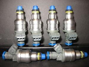 1996-2000-Buick-Regal-3-8L-3800-V6-Set-of-6-Bosch-Fuel-Injectors-0280150973