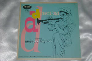 RARO-Jazz-EP-Maynard-Ferguson-On-Emarcy-DIMENSIONES