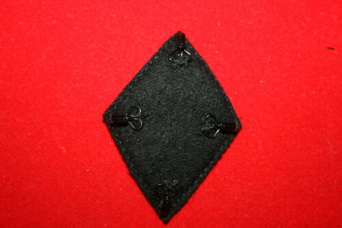 FRENCH FOREIGN LEGION 1ST RE OFFICER/'S SLEEVE DIAMOND LOSANGE EXCELLENT REPLICA