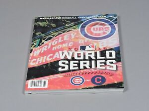 Chicago-Cubs-2016-World-Series-Major-League-Baseball-Official-Program