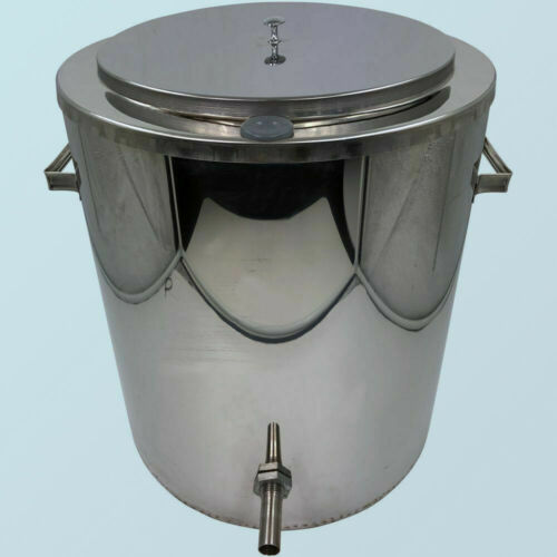 — Honey Processing Machine \ Beeswax Extractor • Steam WAX Melter 17 L 4.5 gal
