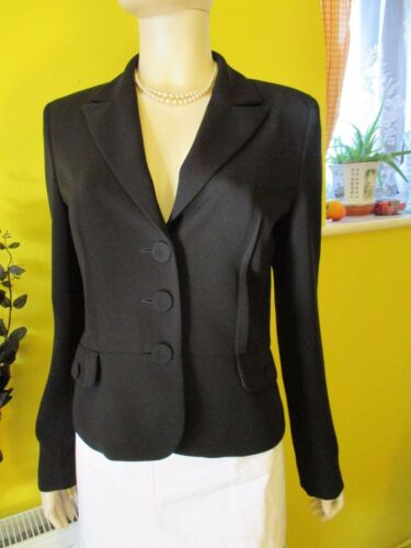 Tamaño Conference 10 Etc Reuniones Desk Jacket Formal Black Business Hobbs pwqtF1t