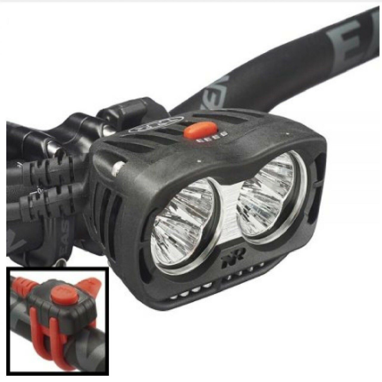 NiteRider PRO 4200 ENDURO REMOTE Cycling Front Light System (6806)
