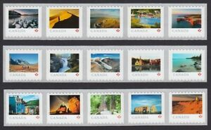 2020-2018-3-YEAR-SET-of-LARGE-COIL-STRIPS-FAR-AND-WIDE-MNH-Canada