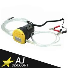 Pompe de vidange Huile moteur par aspiration / extraction 12V - AUTO / MOTO