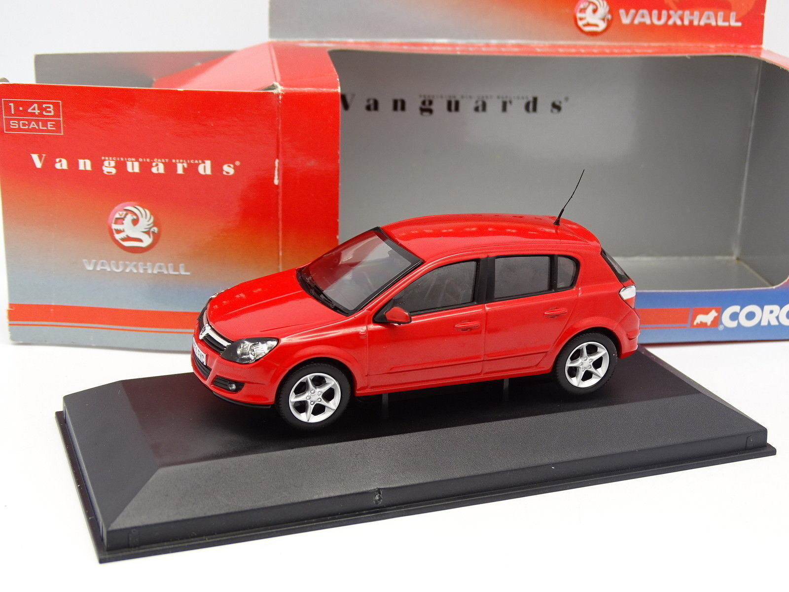 hasta un 50% de descuento Vanguardias 1 43 - Vauxhall Vauxhall Vauxhall Astra Rojo  entrega rápida