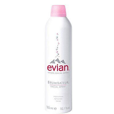 evian Facial Spray Mineral Water Facial Spray, 10 Ounce