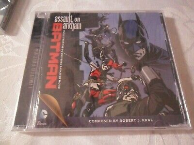 batman assault on arkham robin