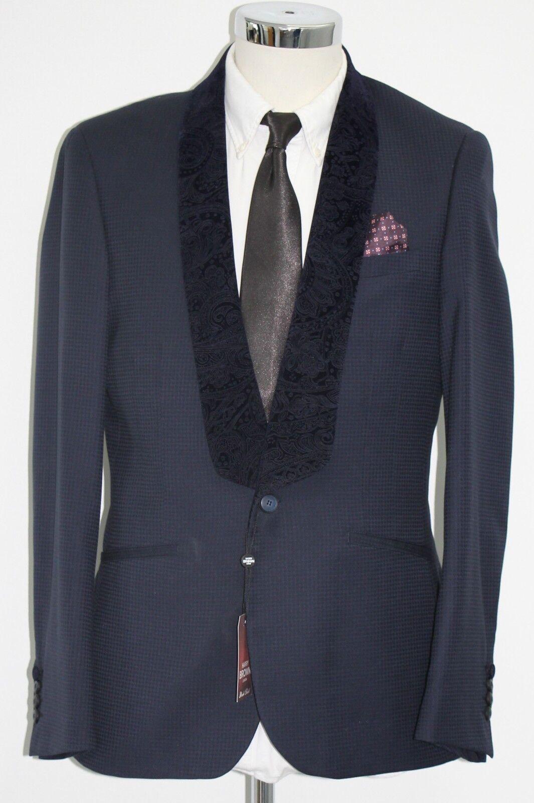 Men's Harry Brown, bluee party blazer (40R).. sample 2026