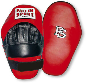 Paffen Sport. Coach Ball Pad. Focus Mitts. Muay Thai, Boxen, MMA. Training.
