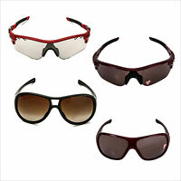 Oakley Women's Polarized Lens Plastic Frame Sunglasses