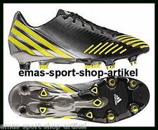 Adidas predator lz xtrx sg miCoach talla uk-6 FB. Black/lablime/Neo/Iron/met v20983