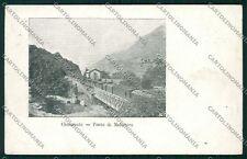 Torino Chiomonte cartolina QK1258