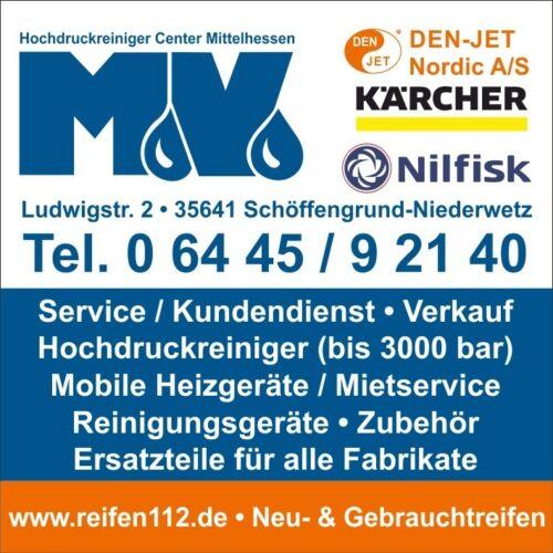 Original NILFISK HD-Tuyau 15 M Superflex Pantalon 128500084 pour P 160.2-15 X-tra