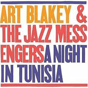 Art-Blakey-and-The-Jazz-Messengers-A-Night-In-Tunisia-CD