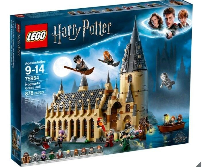 LEGO Harry Potter Hogwarts Great Hall - Model 75954 (9-14 Years)
