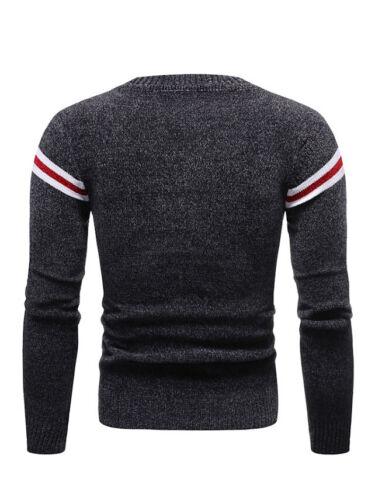 pullover jersey dunkelgrau pullover strickjacke lange ärmel weich 4004