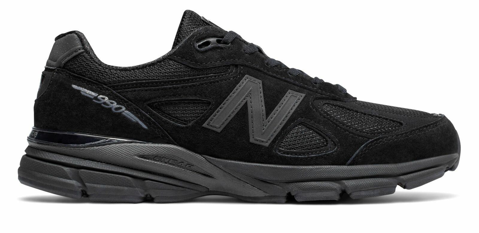 nouveau   Homme 990V4 Made in US Chaussures Noir