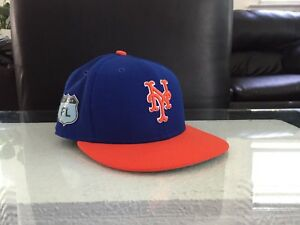 best service 72a0e 017f3 Details about New York Mets New Era Spring Training Collection Prolight  59Fifty Fitted Hat MLB