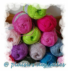 PELOTE-DE-PHIL-COTON-3-divers-coloris-neuve