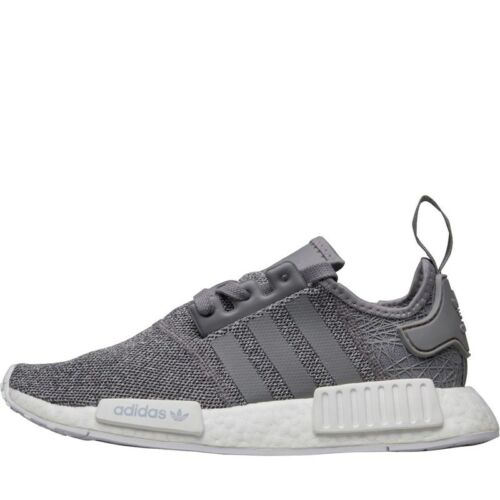 white Ladies Nmd Trainers Adidas Grey r1 Womens mid Marl Originals xwrgvxt8