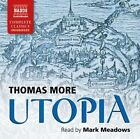 Utopia by Saint Thomas More (CD-Audio, 2016)