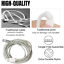 miniature 4 - 10Ft Android Micro USB Fast Charger Cable Data Sync Charging Cord For Samsung LG