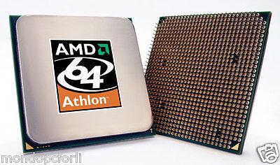 Di Larghe Vedute Processore Socket 939_amd Athlon 64 3700+ @ 2.20 Ghz Medulla Benefico A Essenziale