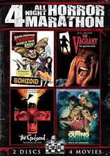 NEW Recalled Scream Factory Horror Marathon Schizoid Lucio Fulci Rare OOP DVD