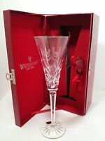 WATERFORD CRYSTAL 3RD EDITION 12 DAYS OF CHRISTMAS FLUTE 3 THREE FRENCH HENS NIB