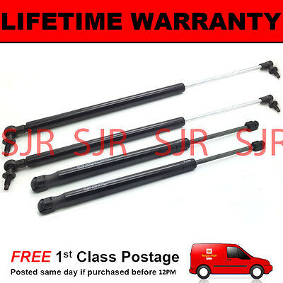 2X Rear Tailgate Boot Gas Lift Support Struts For Jeep Grand Cherokee WK 05-10