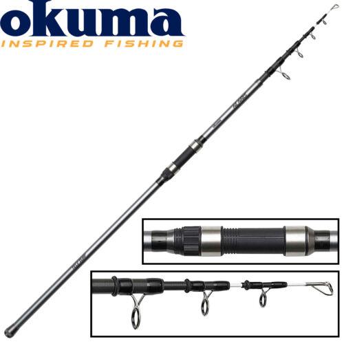Brandungsrute zum Meeresangeln Angelrute Okuma Tele Surf Alaris 4,20m 100-200g